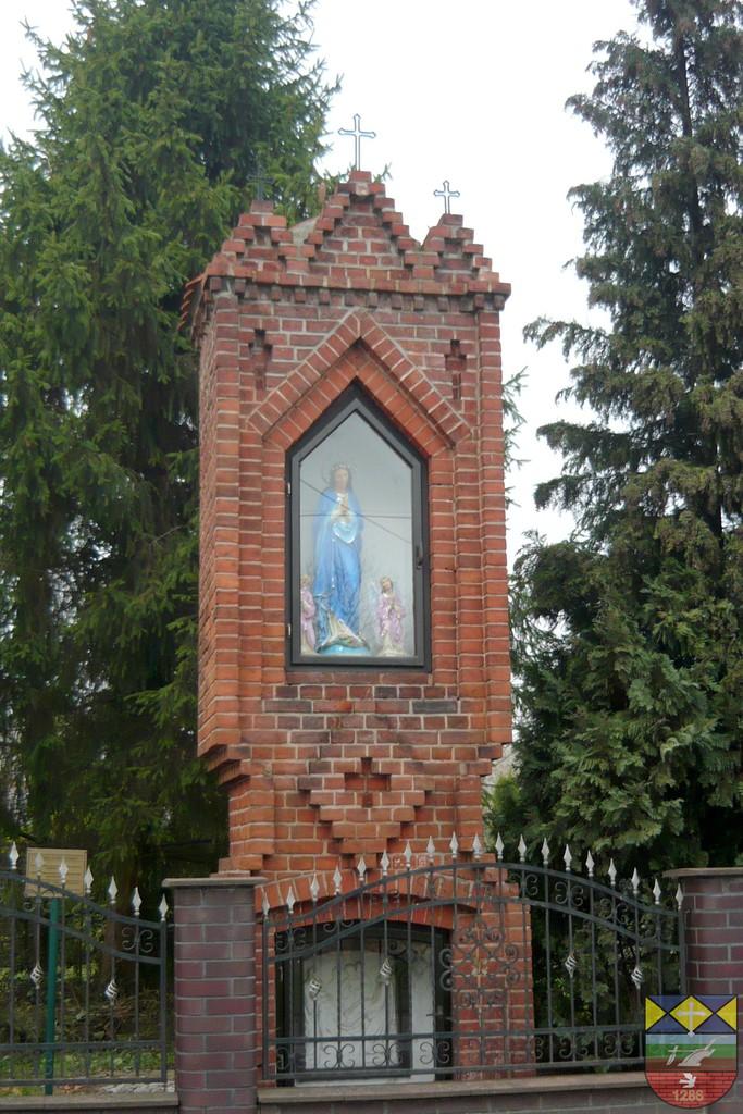 Kapliczka słupowa - Stare Siołkowice Michała 41.jpeg