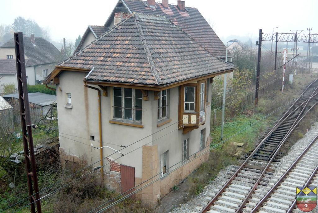 Nastawnia kolejowa - Stare Siołkowice Klapacz.jpeg