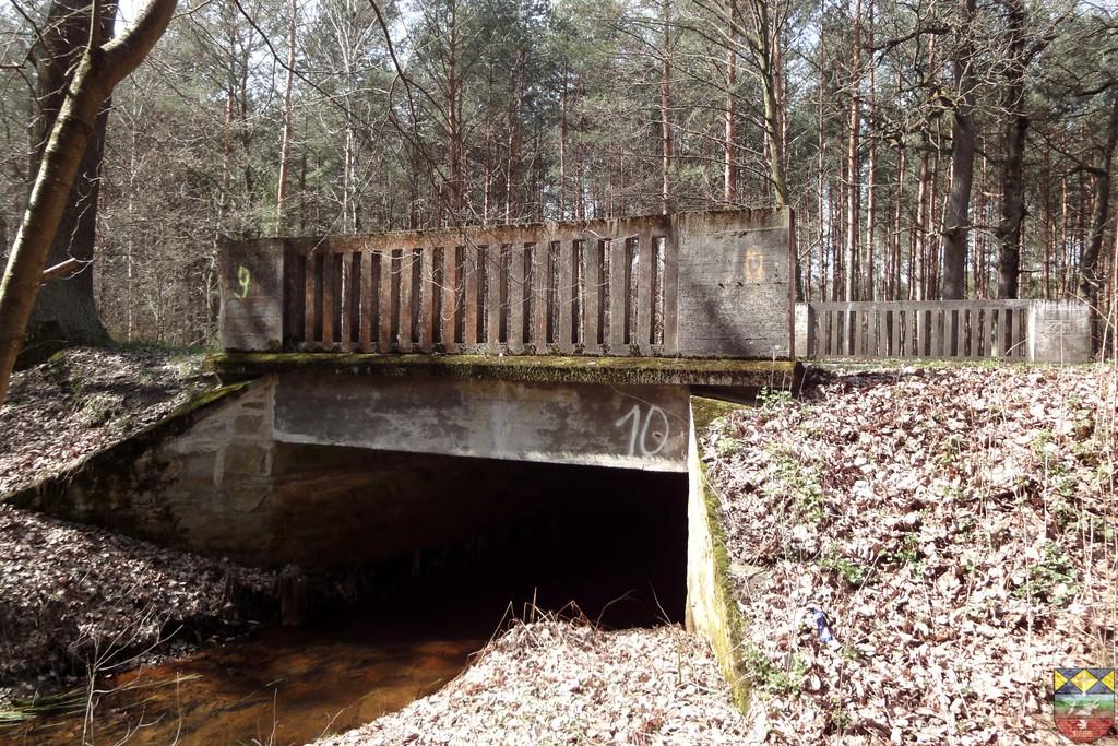 Most drogowy nad rzeką Bachorza w ciągu drogi powiatowej Popielów - Karłowice.jpeg