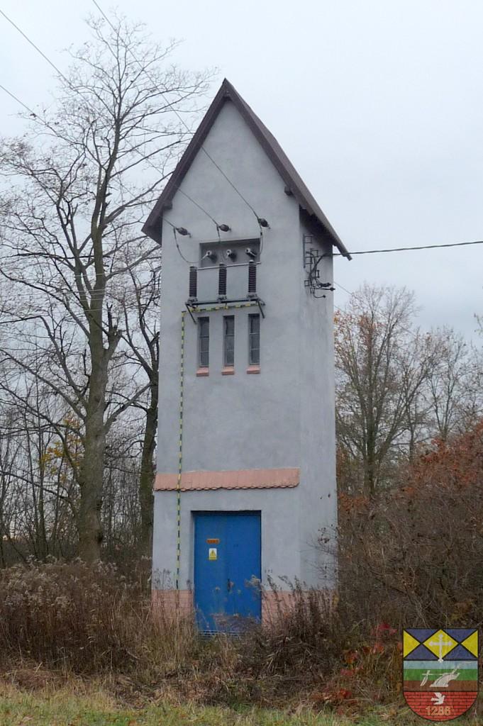 Trafostacja - Kuźnica Katowska, Leśna.jpeg