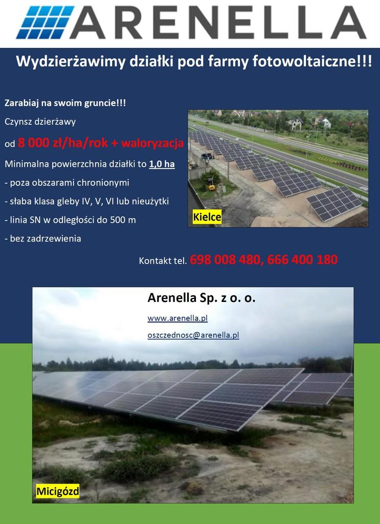 Arenella - plakat dot dzierżawy działek pod farmy fotowoltaiczne.jpeg