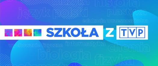 Logotyp - szkoła z Telewizją Polską