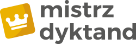 mistrz dyktand logo