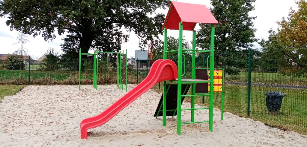 Zdjęcie placu zabaw