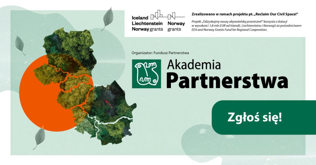Akademia Partnerstwa plakat