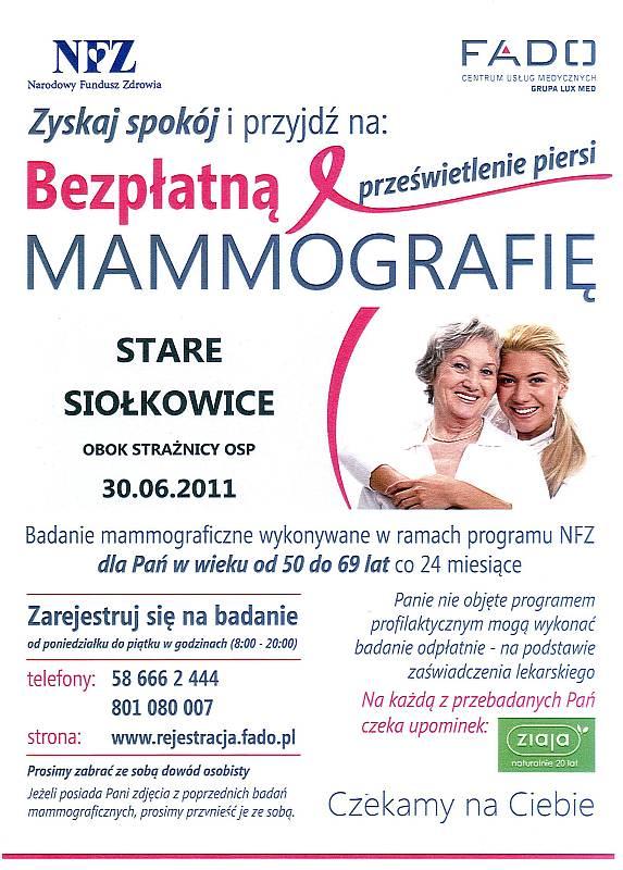 Plakat - badania mammograficzne.jpeg