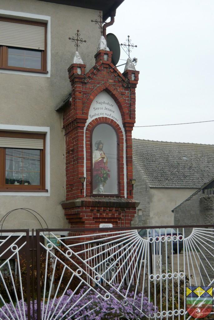 Kapliczka słupowa - Stare Siołkowice Kopiec 9.jpeg