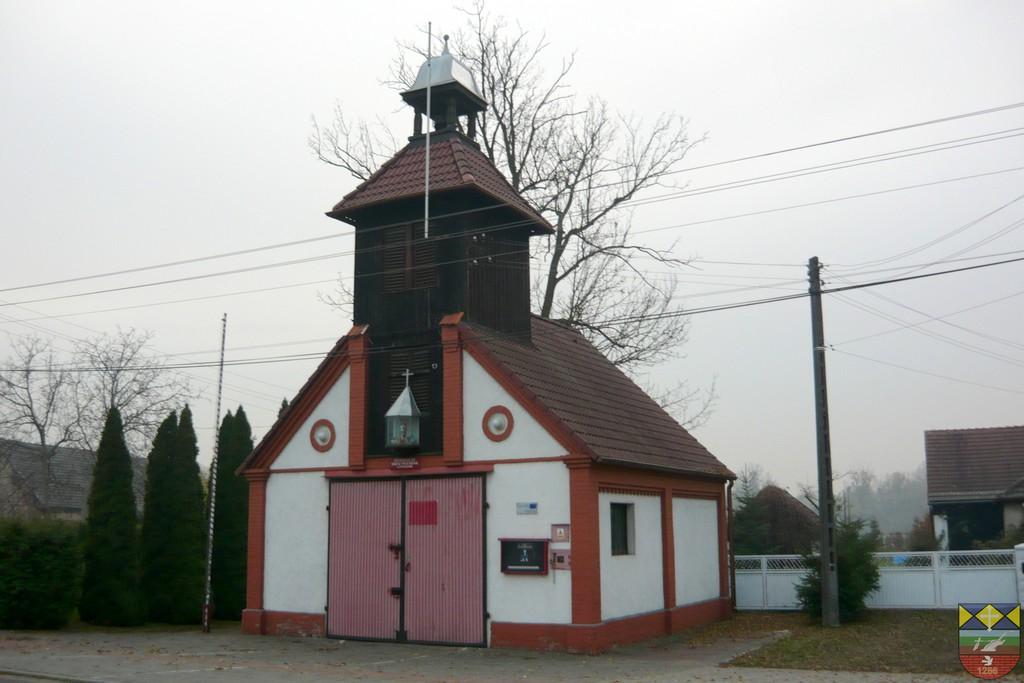 Remiza strażacka - Popielów, Kościuszki.jpeg