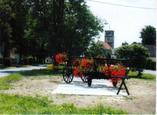 mieszkańcy dbają o estetykę wsi