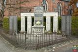 Pomnik żołnierzy poległych w obu wojnach światowych - Popielów, Kościuszki.jpeg