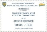 Nagroda - Piękna Wieś Opolska 2017.jpeg