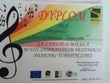Galeria Festiwal piosenki turystycznej