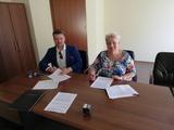 Galeria Podpisanie kolejnych umów