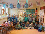 Galeria Dzieci  z Przedszkola Publicznego w Starych Siołkowicach świętują Międzynarodowy Dzień Praw Dziecka wspólnie z UNICEF