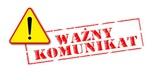 logo komunikat ważne