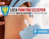 Plakat szczepienia COVID19