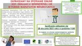 LGD informacja o szkoleniu online