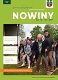Zdjęcie okładki drukowanego wydania Nowin Gminnych z czerwca 2021 roku