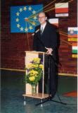 Burmistrz  miasta partnerskiego